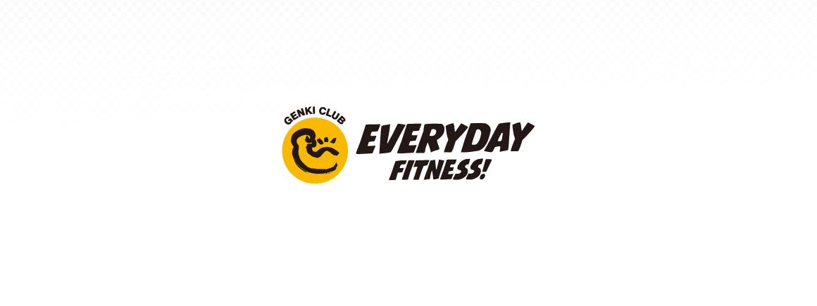 GENKI CLUB EVERYDAY FITNESS!